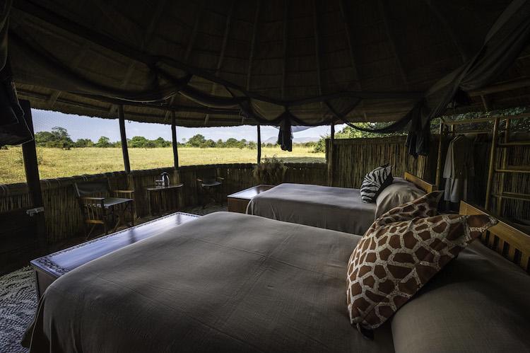 Kuyenda bedroom
