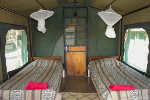 Barefoot Tented Camp Room
