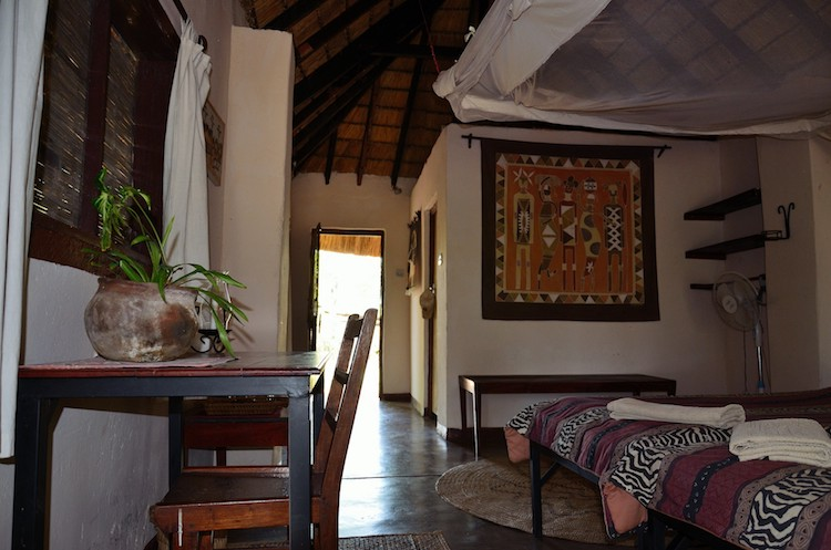 Wildlife camp, Chalets Inside