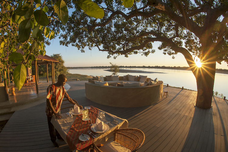 Three Rivers Bush Camp, South Luangwa