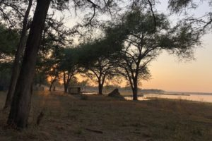 lower zambezi fly camp