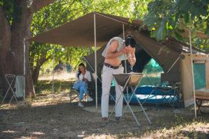 luangwa bush camping