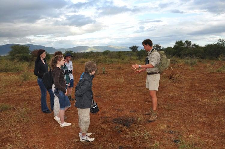 walking safari, chikunto, south luangwa