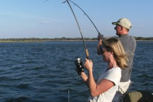 fishing, lower zam