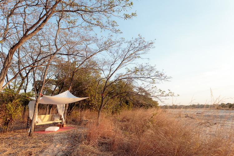 Tranquil spots, Nkonzi Camp (1)