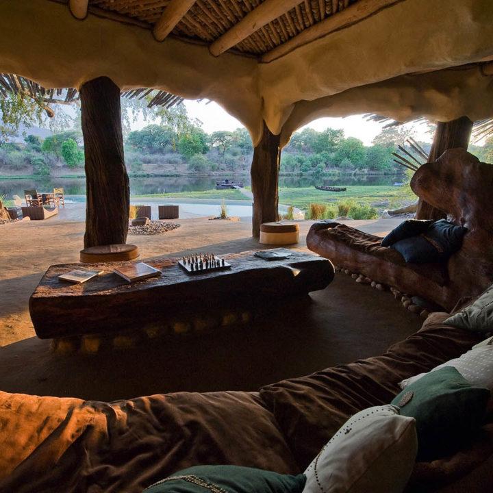 premium-family-adventure-zambia-in-style-safari-packages-tours-luxury-chongwe-safari-house-lower-zambezi-chess-board-view