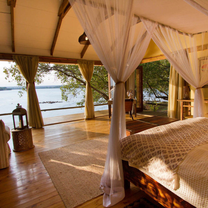 premium-family-adventure-zambia-in-style-safari-packages-tours-luxury-tongabezi-dog-house-bedroom-view