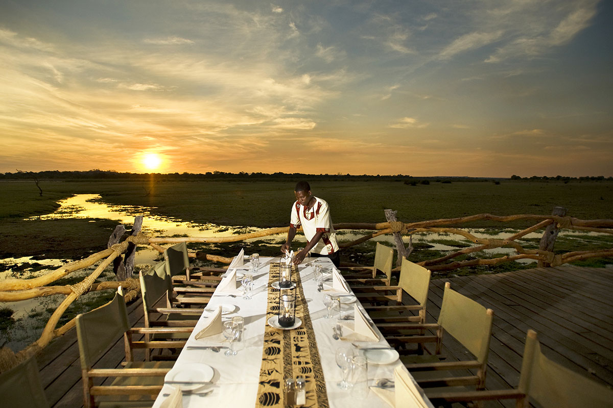 kafunta river lodge zambia-in-style-safari-packages-lodges-south-luangwa-mfuwe-sector-dining-deck