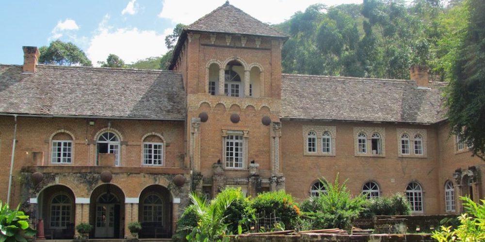 shiwa ngandu house