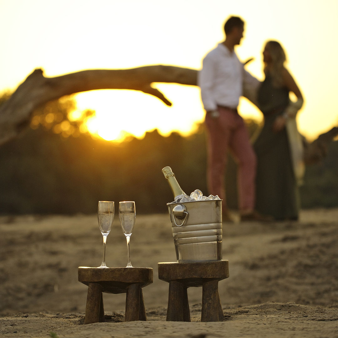 chinzombo-glamourous-lodge-zambia-in-style-tours-safari-packages-lodges-exploring-south-luangwa-national-park-romantic-sundowners