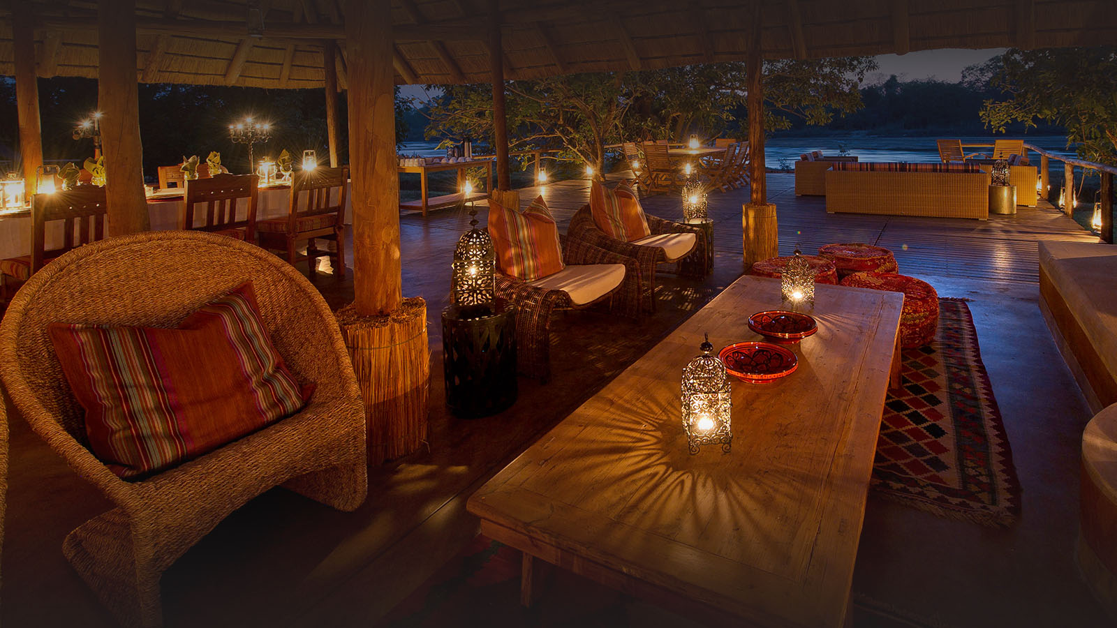 kapamba bushcamp lodge-zambia-in-style-tours-travel-safari-packages-lodges-south-luangwa-national-park-dining-area