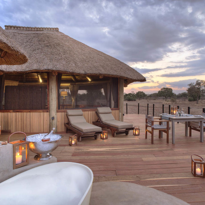 lion camp lodge-zambia-in-style-safari-packages-tours-south-luangwa-national-park-deluxe-suite-exteriors