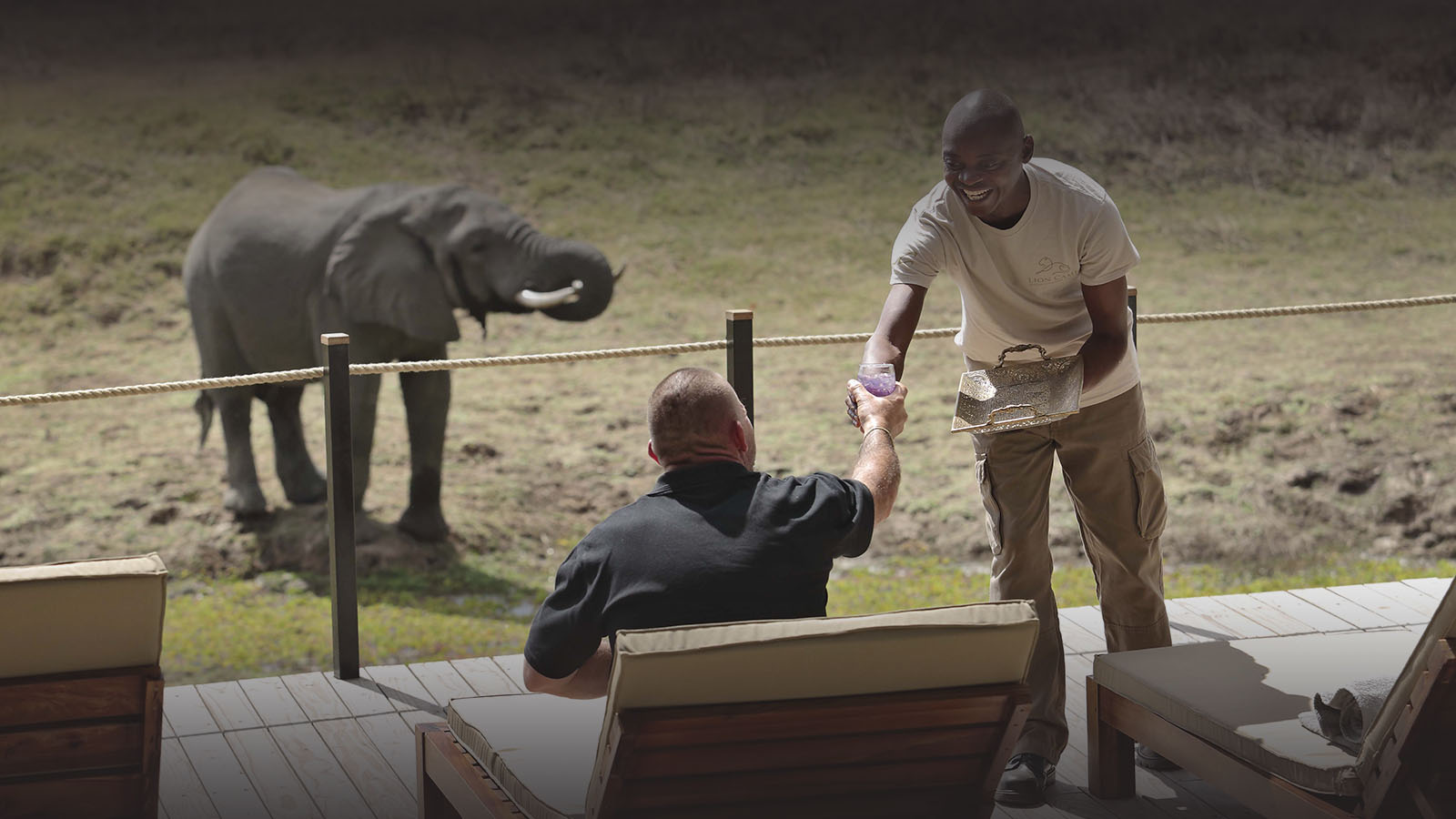 lion camp lodge-zambia-in-style-safari-packages-tours-south-luangwa-national-park-view-from-deck