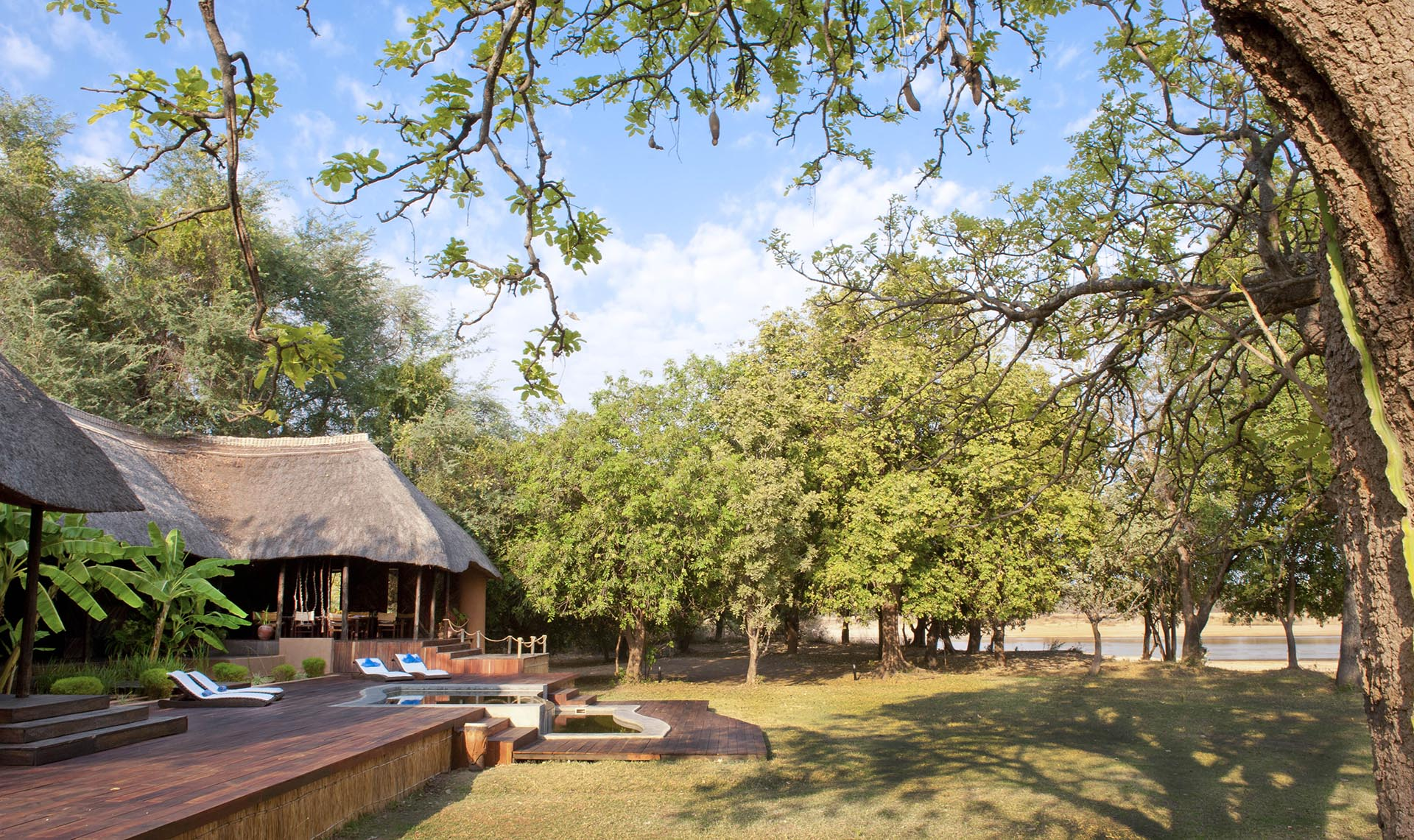 luangwa river camp lodge-zambia-in-style-safari-packages-south-luangwa-national-park-tours-boat-crossing