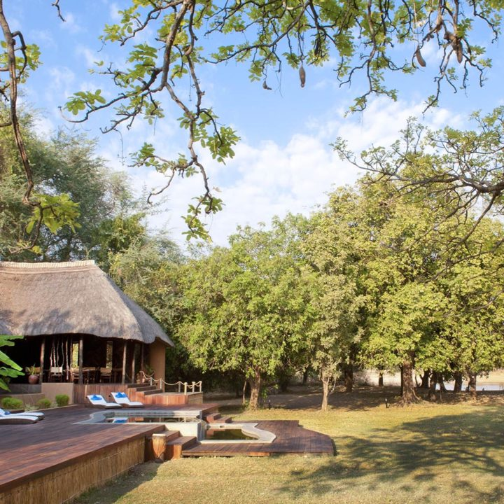 luangwa river camp lodge-zambia-in-style-safari-packages-south-luangwa-national-park-tours-pool-river