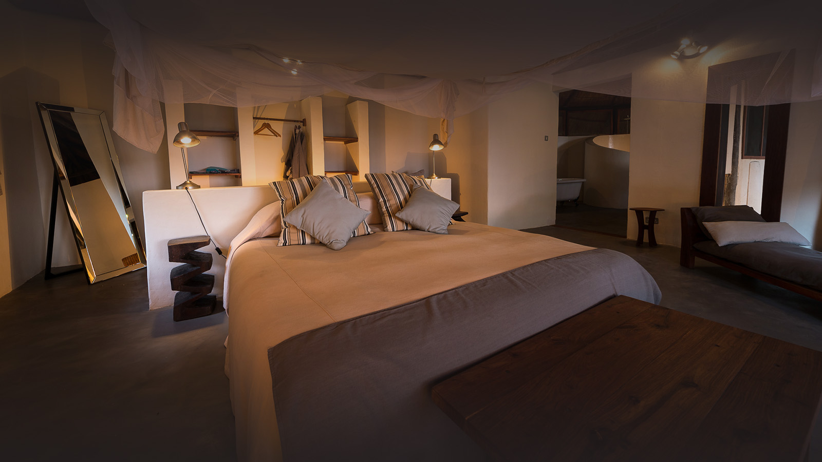 luangwa river camp lodge-zambia-in-style-safari-packages-south-luangwa-national-park-tours-room