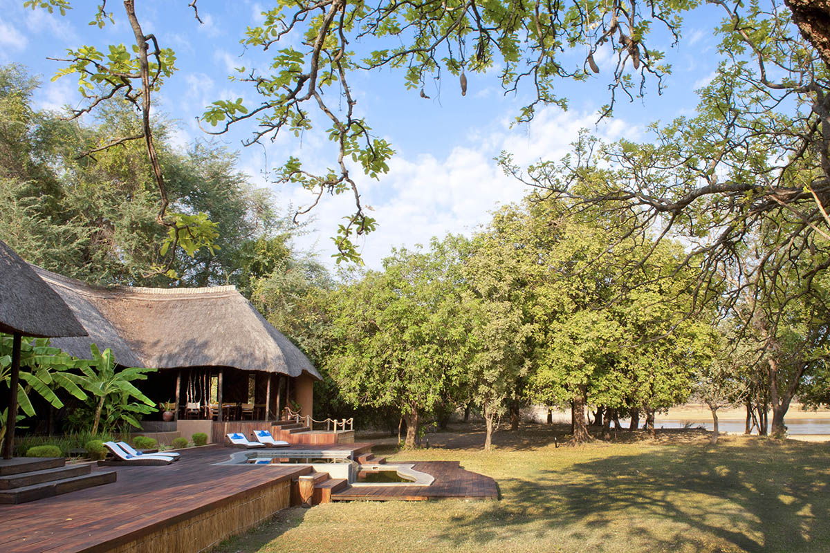 luangwa river camp lodge-zambia-in-style-tours-safari-packages-south-luangwa-national-park-views