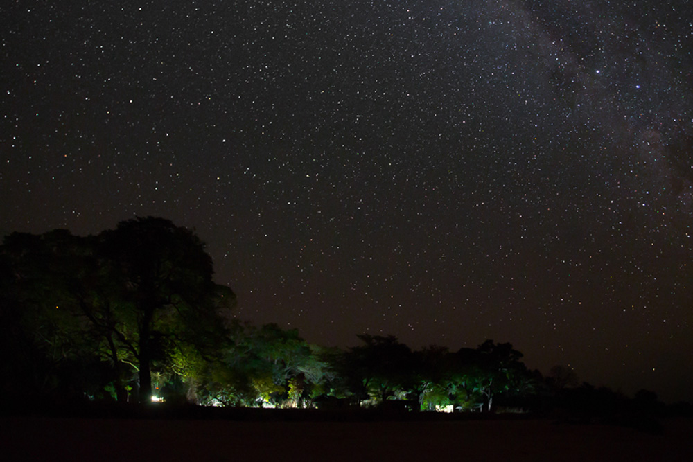 nkonzi-camp-lodge-zambia-in-style-safari-packages-lodges-exploring-south-luangwa-national-park-Milky-Way-over-camp