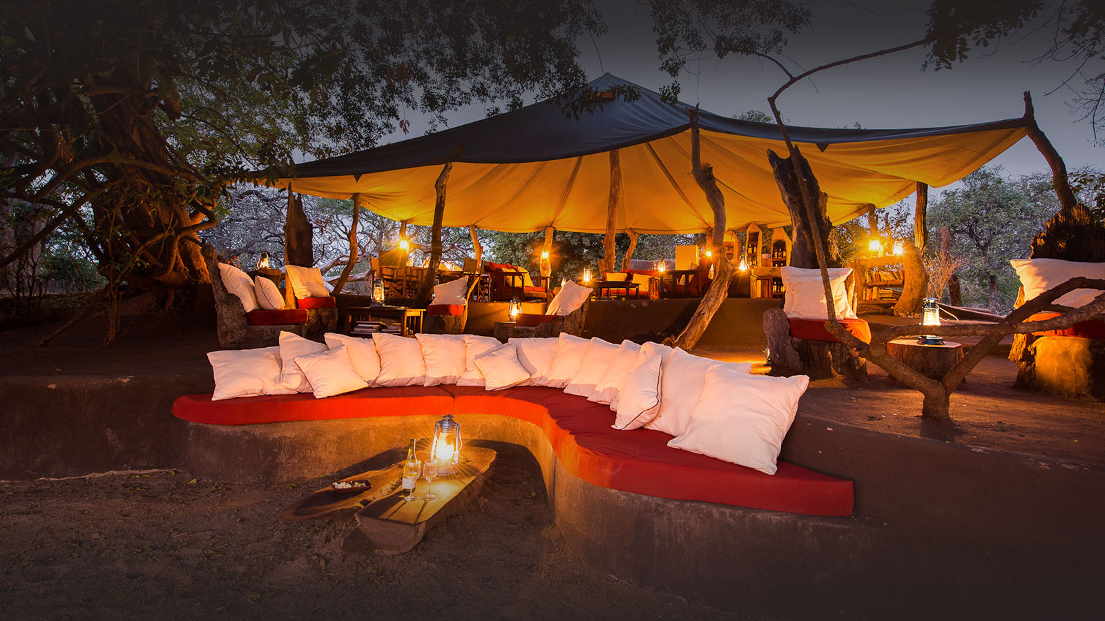 tena tena camp lodge-zambia-in-style-safari-packages-lodges-south-luangwa-national-park-lounge-exterior