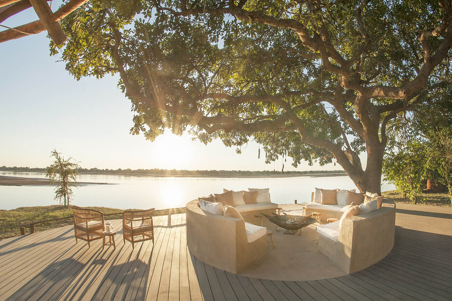three rivers camp zambia-in-style-tours-travel-safari-packages-lodges-south-luangwa-deck-sun