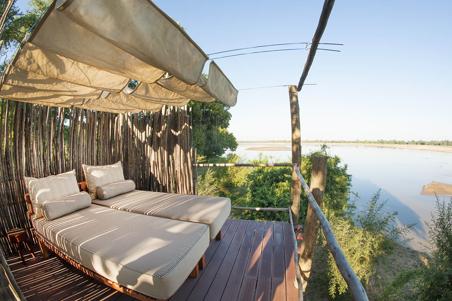 three rivers camp zambia-in-style-travel-safari-packages-lodges-south-luangwa-star-bed-river