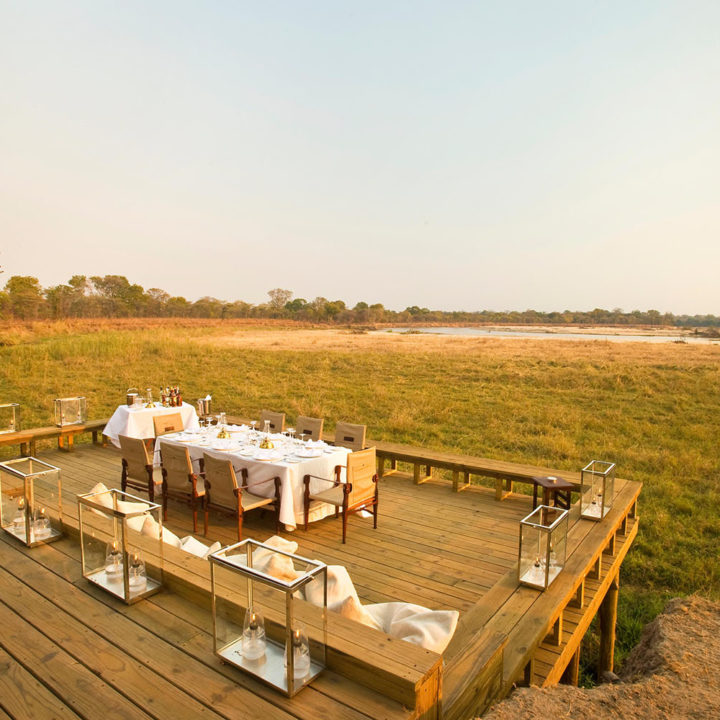 zungulila bushcamp lodge-zambia-in-style-safari-packages-lodges-south-luangwa-national-park-deck-views