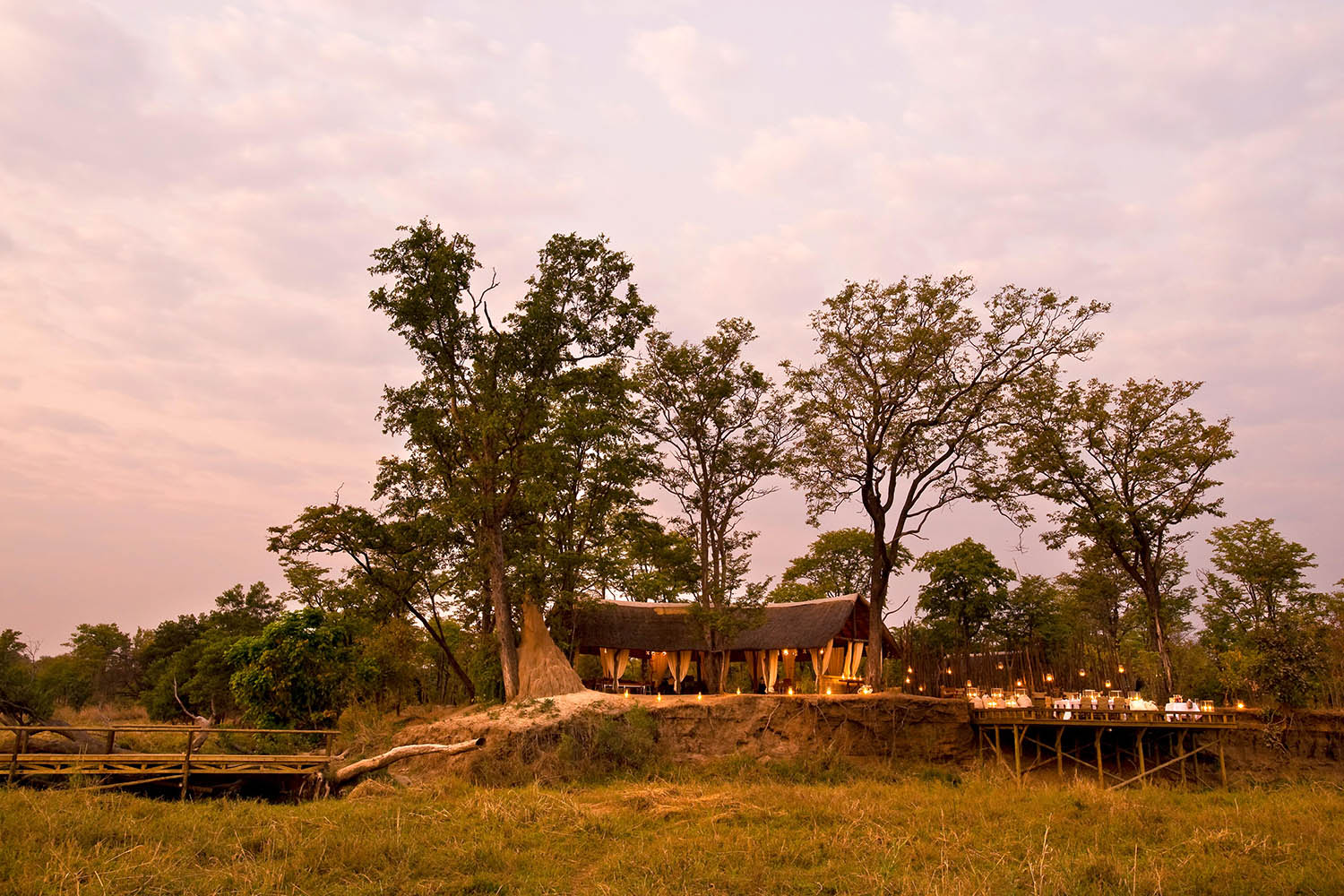 zungulila bushcamp lodge-zambia-in-style-safari-packages-lodges-south-luangwa-national-park-landscape