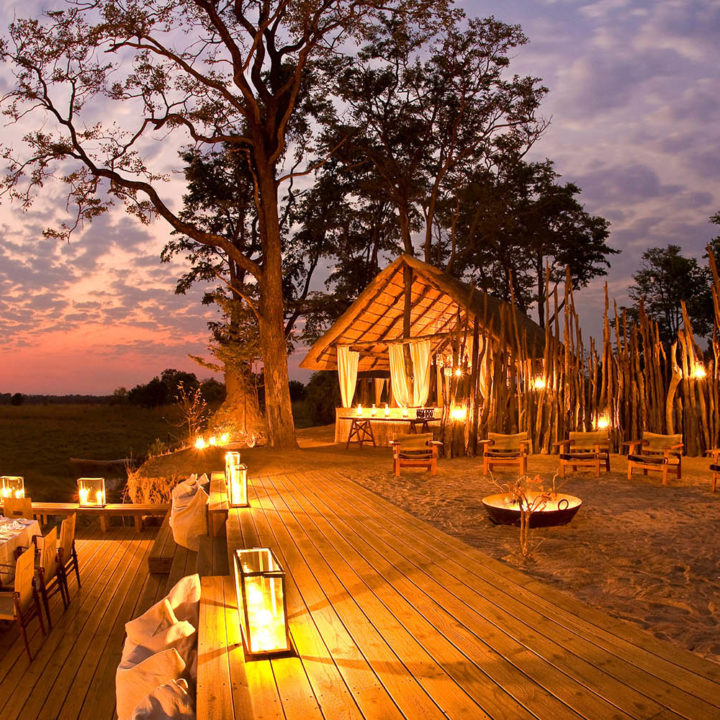 zungulila bushcamp lodge-zambia-in-style-safari-packages-lodges-south-luangwa-national-park-night-dining