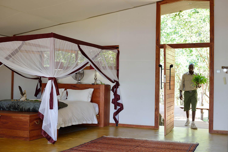 potato bush camp lodge-zambia-in-style-safari-packages-lodges-lower-zambezi-national-park-staff-safari-tent