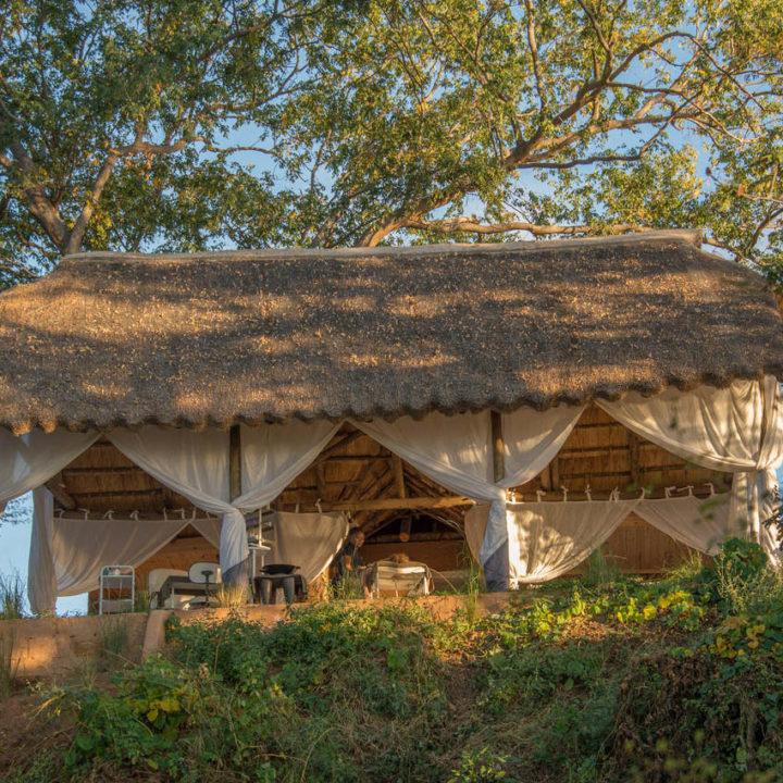 the royal zambezi zambia-in-style-safari-packages-lodges-lower-zambezi-location-spa-from-below
