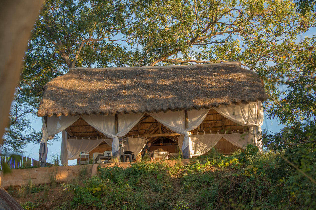 the royal zambezi zambia-in-style-safari-packages-lodges-lower-zambezi-location-spa-from-below