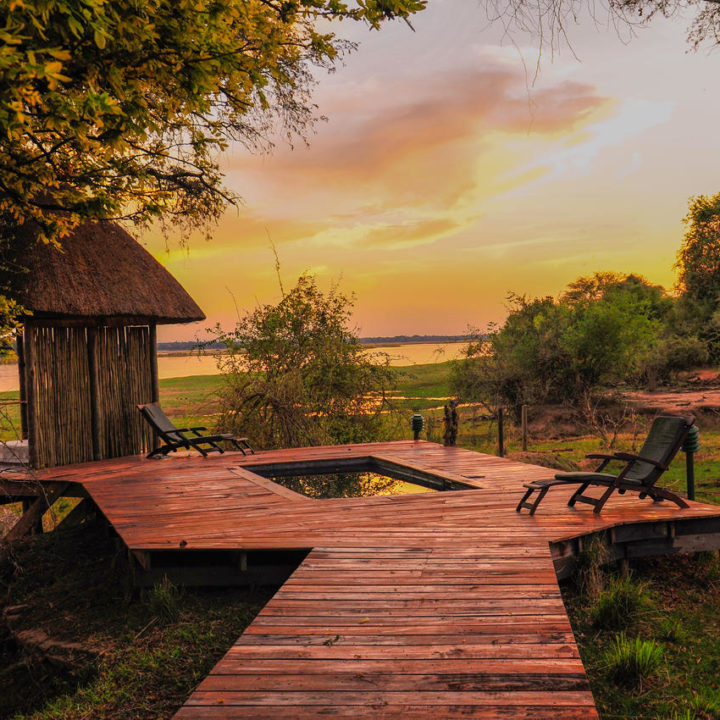 the royal zambezi zambia-in-style-safari-packages-lodges-lower-zambezi-private-plunge-pool