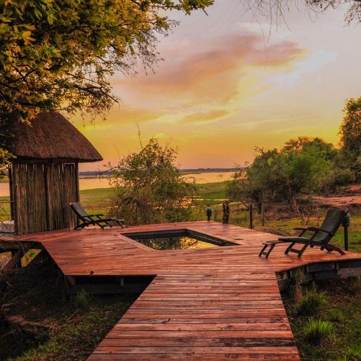 the royal zambezi zambia-in-style-safari-packages-lodges-lower-zambezi-private-plunge-pool