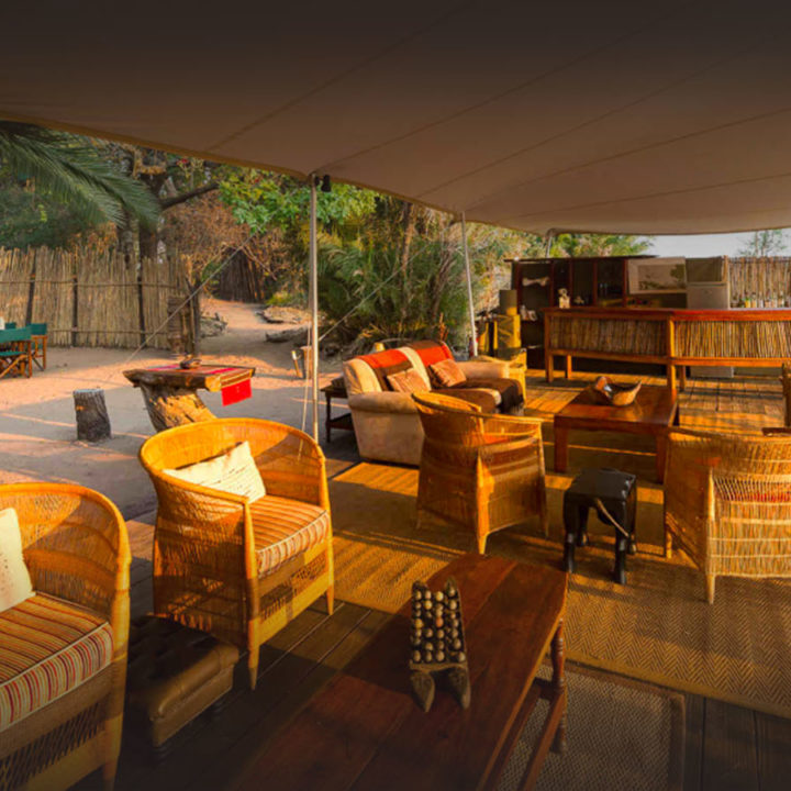 busanga bush camp zambia-in-style-safari-packages-lodges-kafue-national-park-chalets-intimate-location-lounge