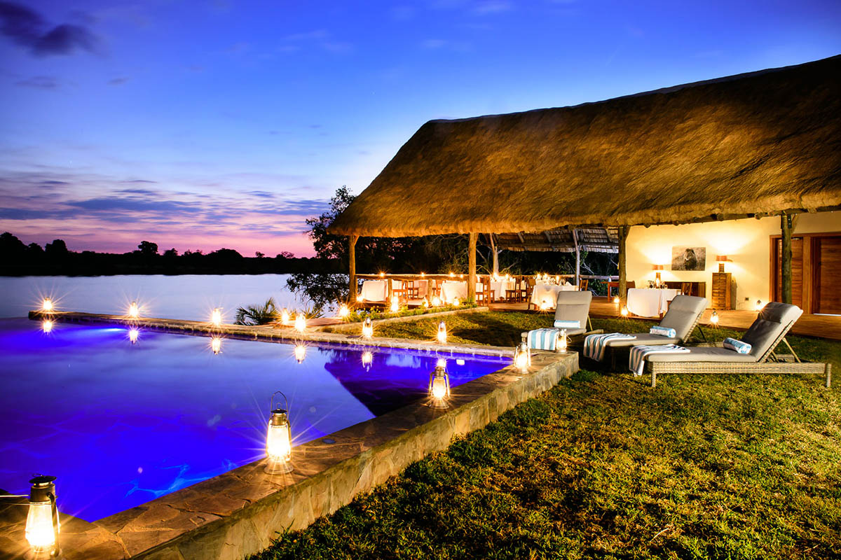 ila safari lodge zambia-in-style-safari-packages-lodges-kafue-national-park-luxury-safari-pool-views