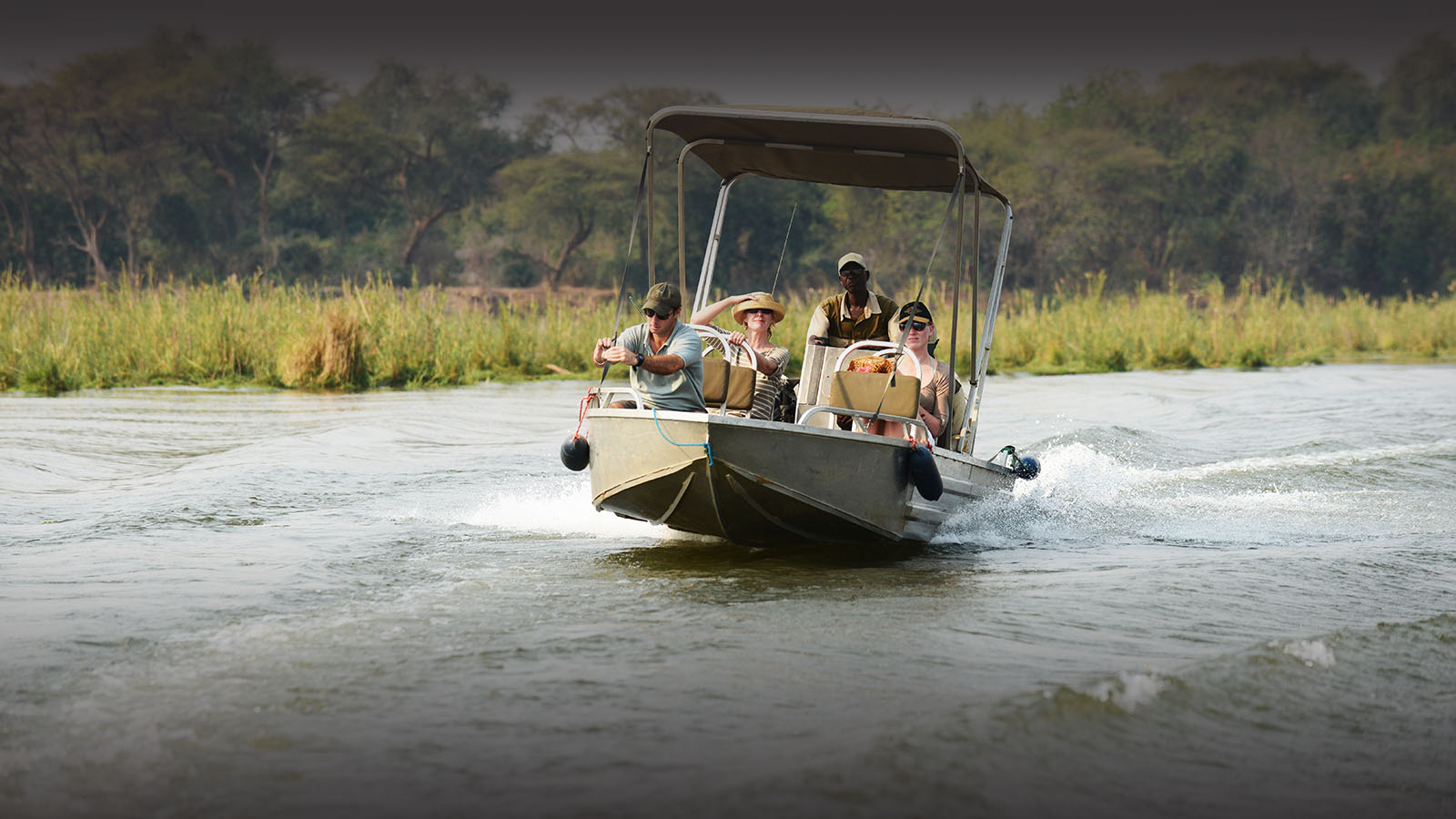 sausage tree camp lodge-zambia-in-style-safari-packages-lodges-lower-zambezi-national-park-excellent-views-boat-transfer