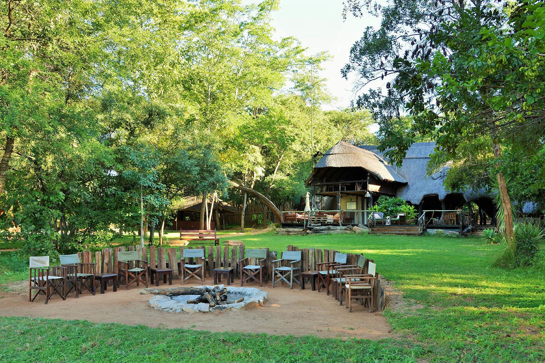 ivory lodge zimbabwe-lodges-zambia-in-style-safaris-wildlife-africa-hwange-national-the-amalinda-collection-camp-fire