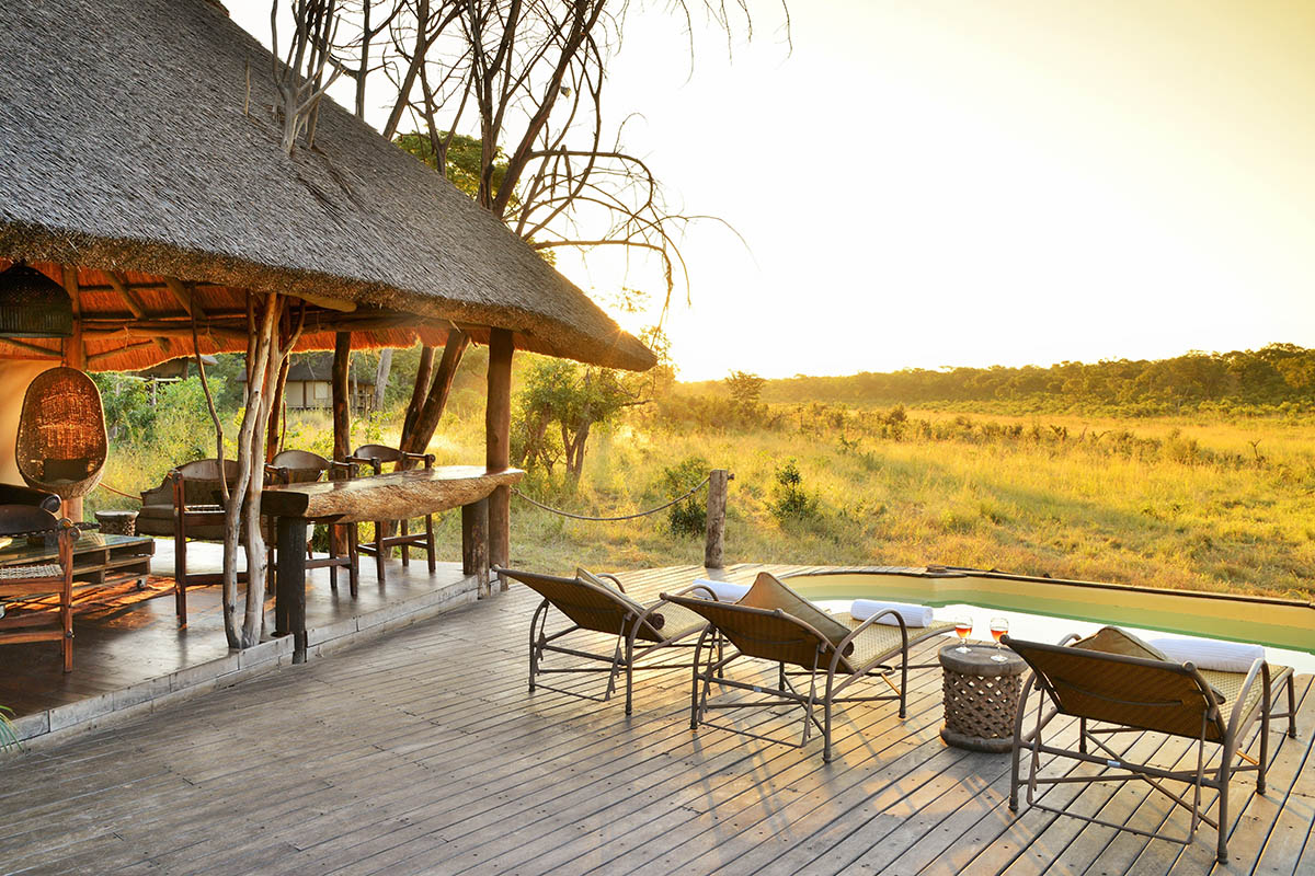 khulu bush camp zimbabwe-lodges-zambia-in-style-tours-safari-packages-safaris-wildlife-africa-sikumi-forest-reserve-pool-deck-views
