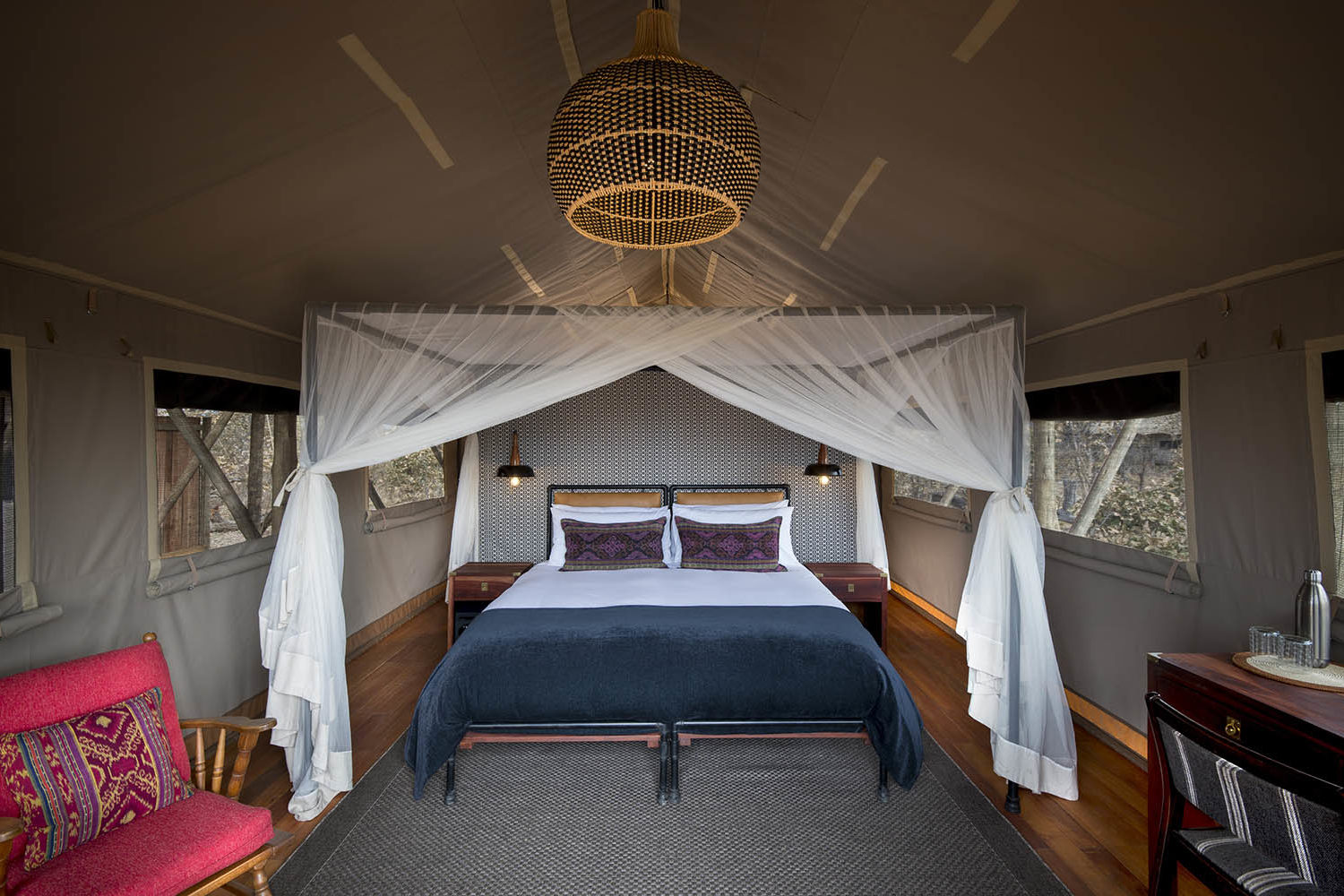 somalisa expeditions zimbabwe-zambia-in-style-hwange-national-park-african-bush-camps-traditional-safari-experience-bedroom