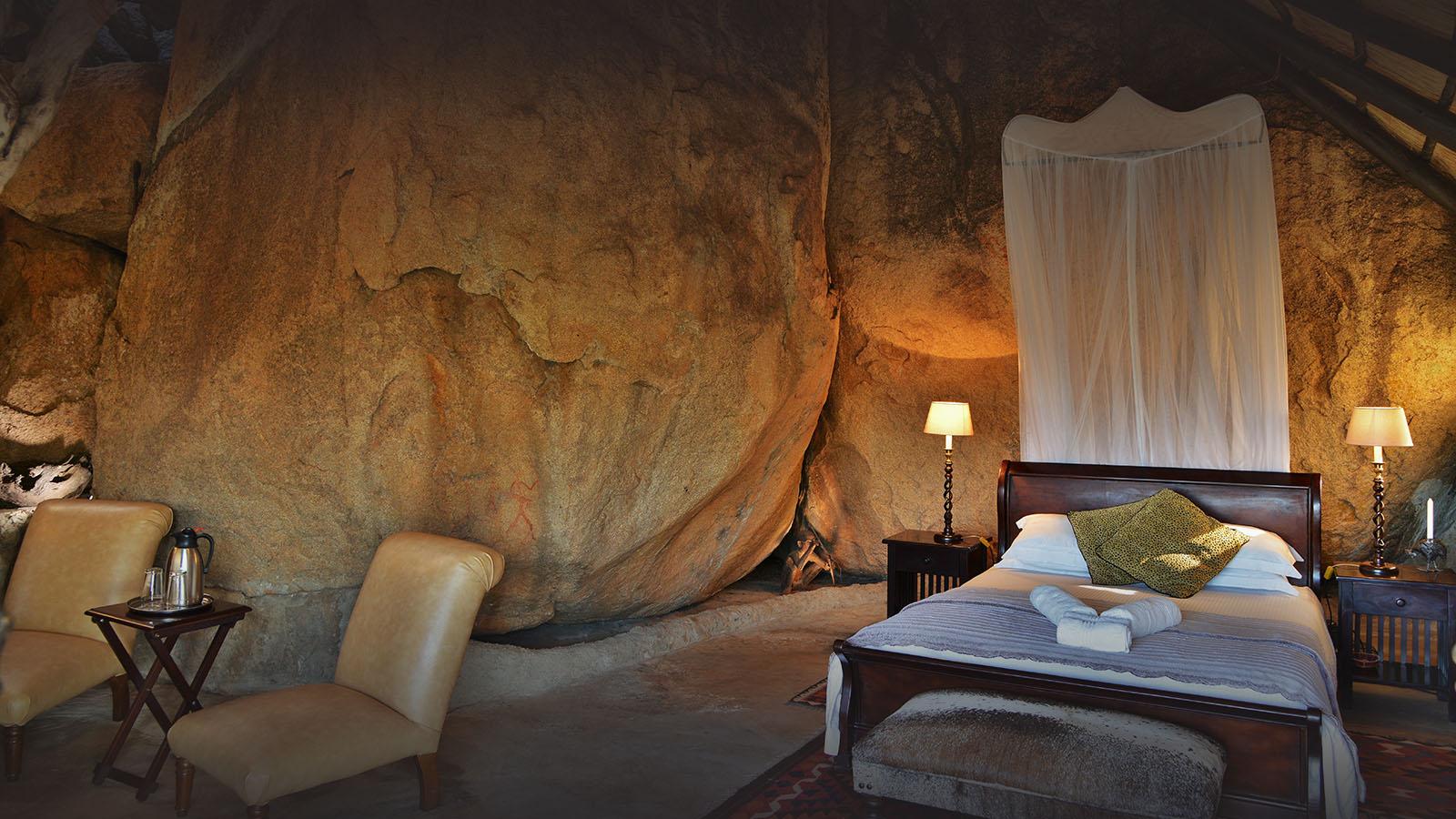 amalinda lodge matopos-national-park-lodges-zimbabwe-lodges-africa-bed-furniture