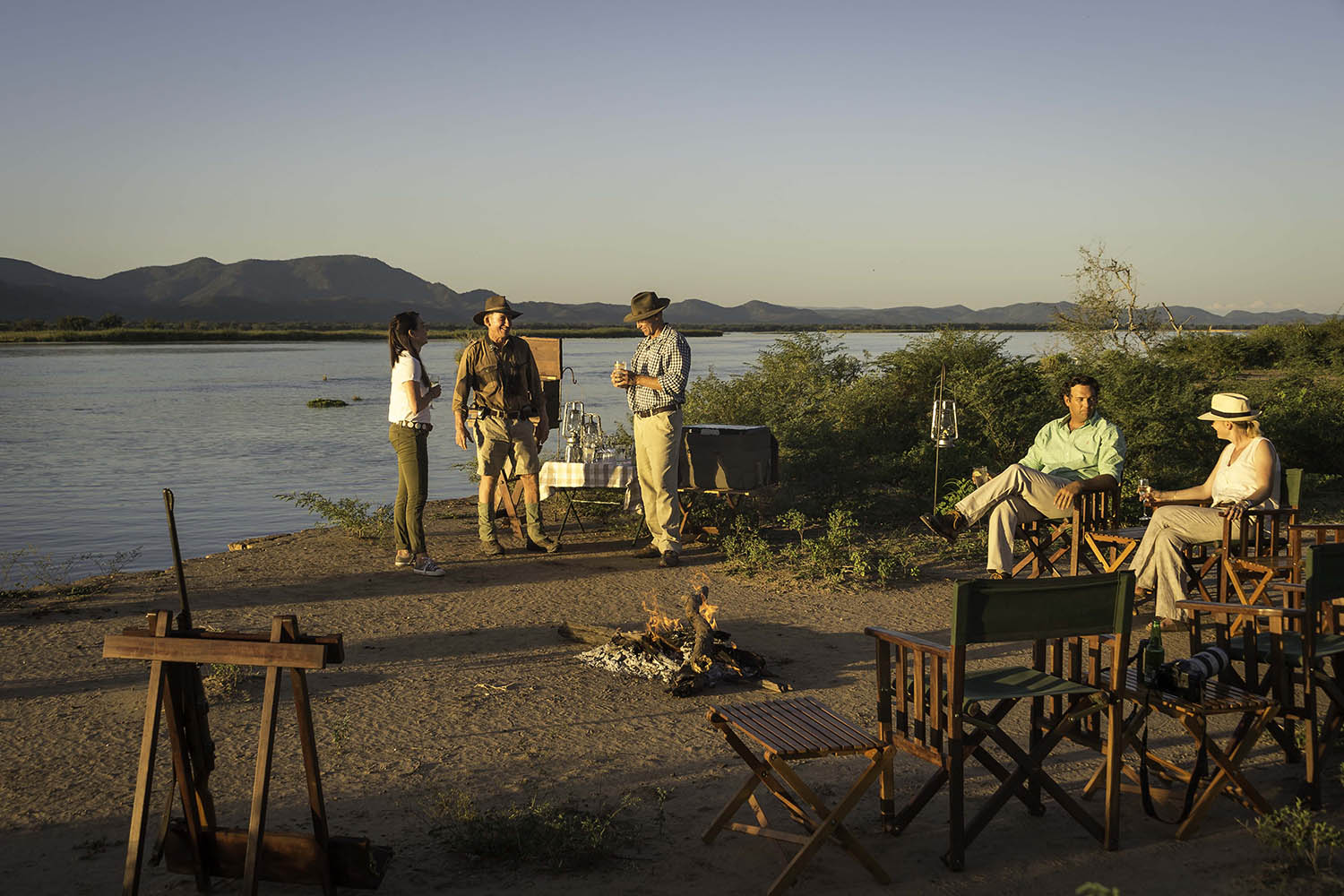 johns camp mana-pools-zimbabwe-accommodation-safari-zambia-in-style-bush-lunches-views