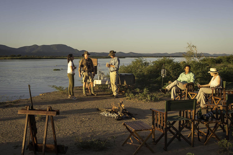 johns camp mana-pools-zimbabwe-accommodation-safari-zambia-in-style-bush-lunches-views