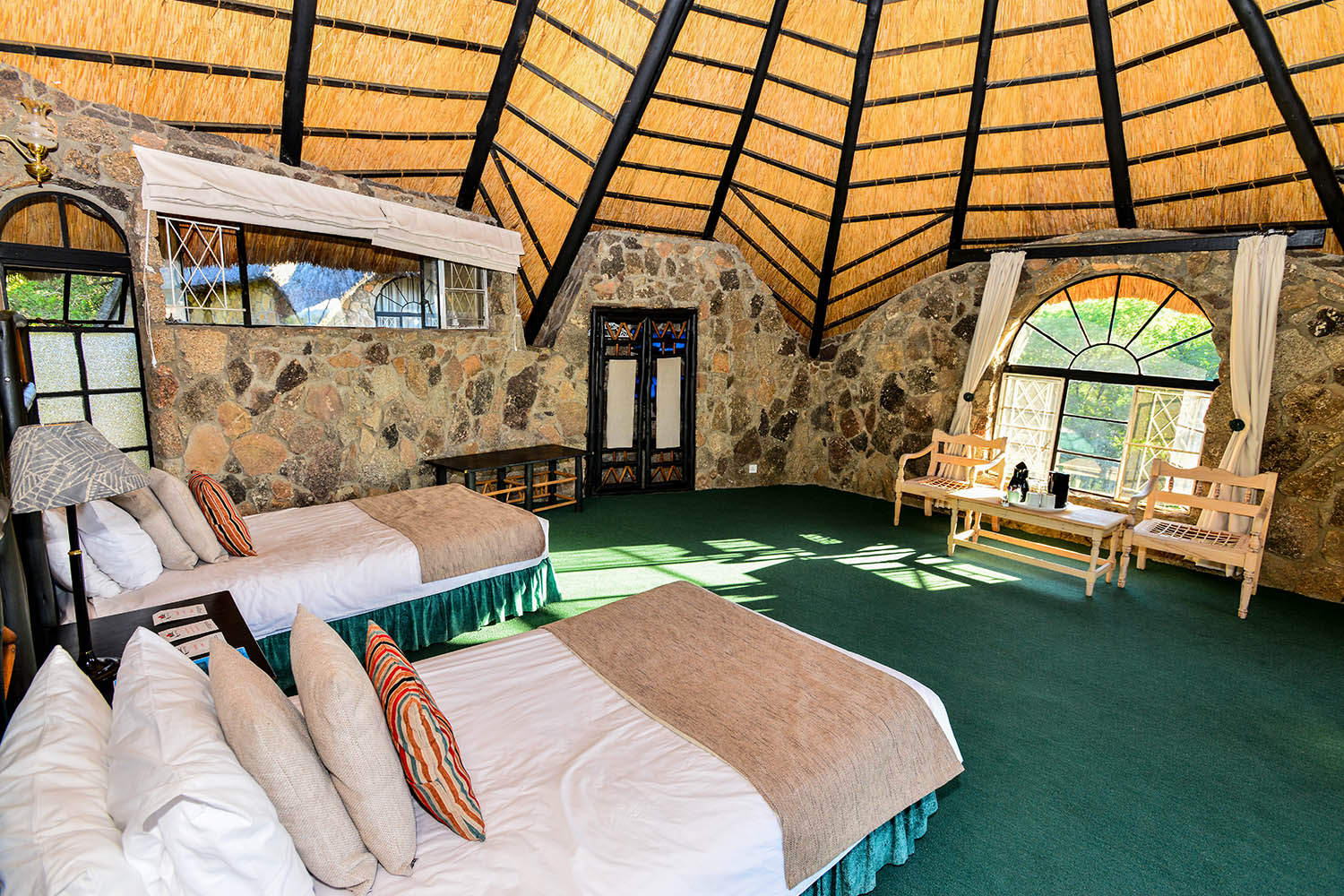 matobo hills lodge zimbabwe-lodges-accommodation-matopos-matobo-national-park-africa-beds