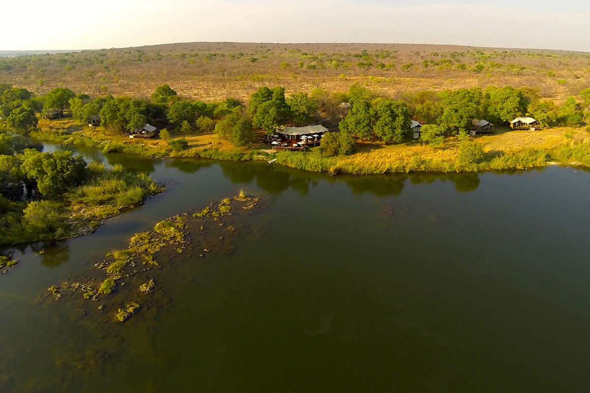 zambezi sands river camp victoria-falls-zimbabwe-accommodation-imvelo-safari-lodges