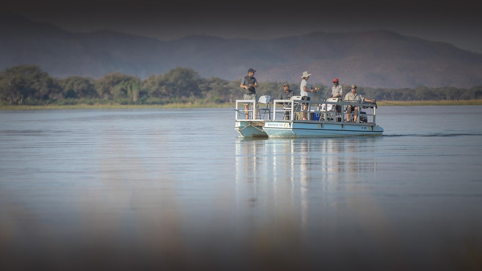 chikwenya camp zimbabwe-lodges-accommodation-zambia-in-style-mana-pools-zambezi-river-wilderness-safaris-sunset-cruise