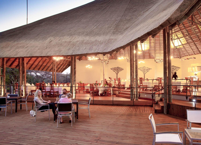 chobe bush lodge botswana-lodges-chobe-national-park-food-dining