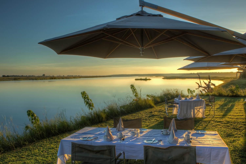chobe game lodge botswana-lodges-chobe-national-park-dining-lawn