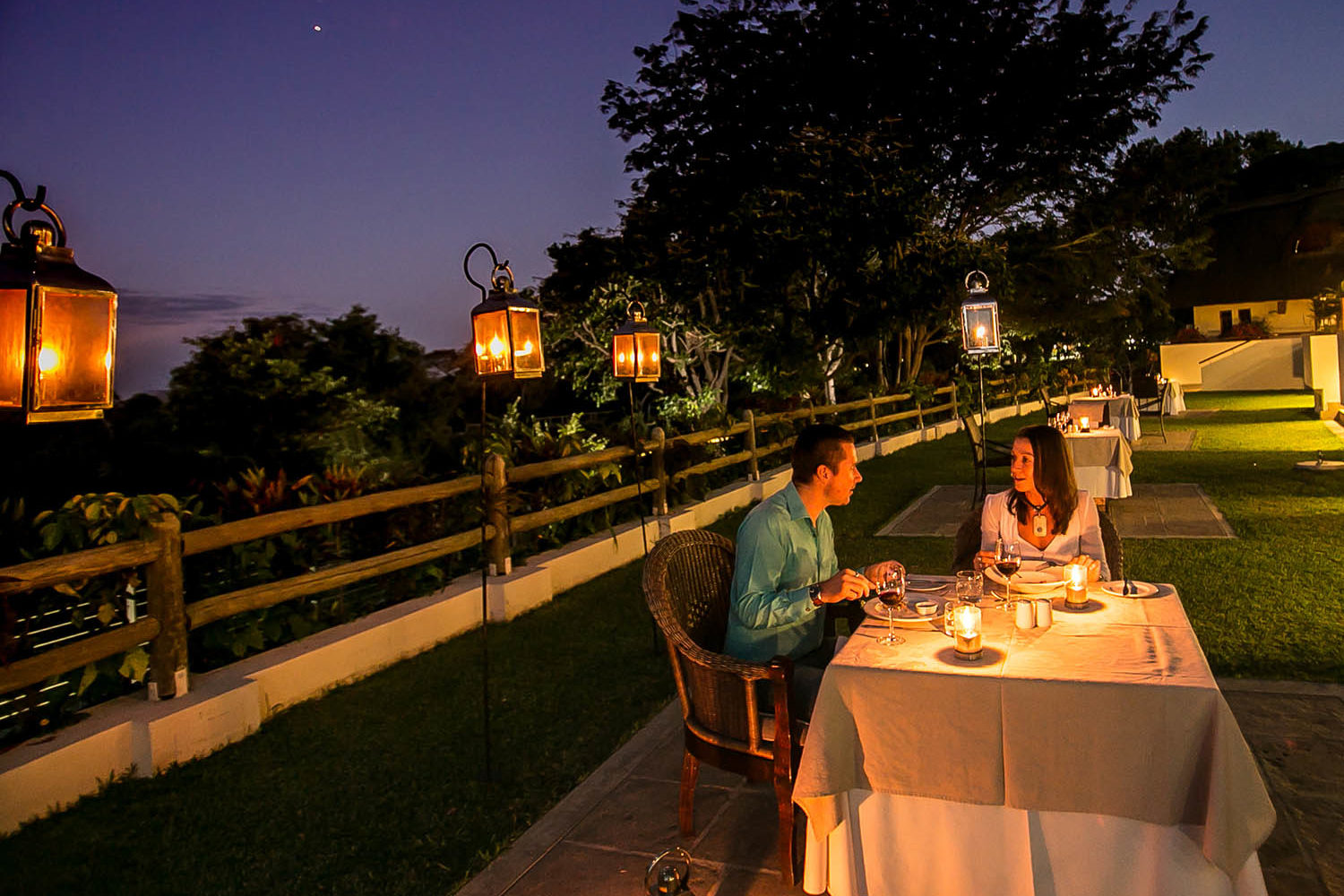 ilala river lodge victoria-falls-zambia-in-style-zimbabwe-lodges-accommodation-dinner-under-the-stars
