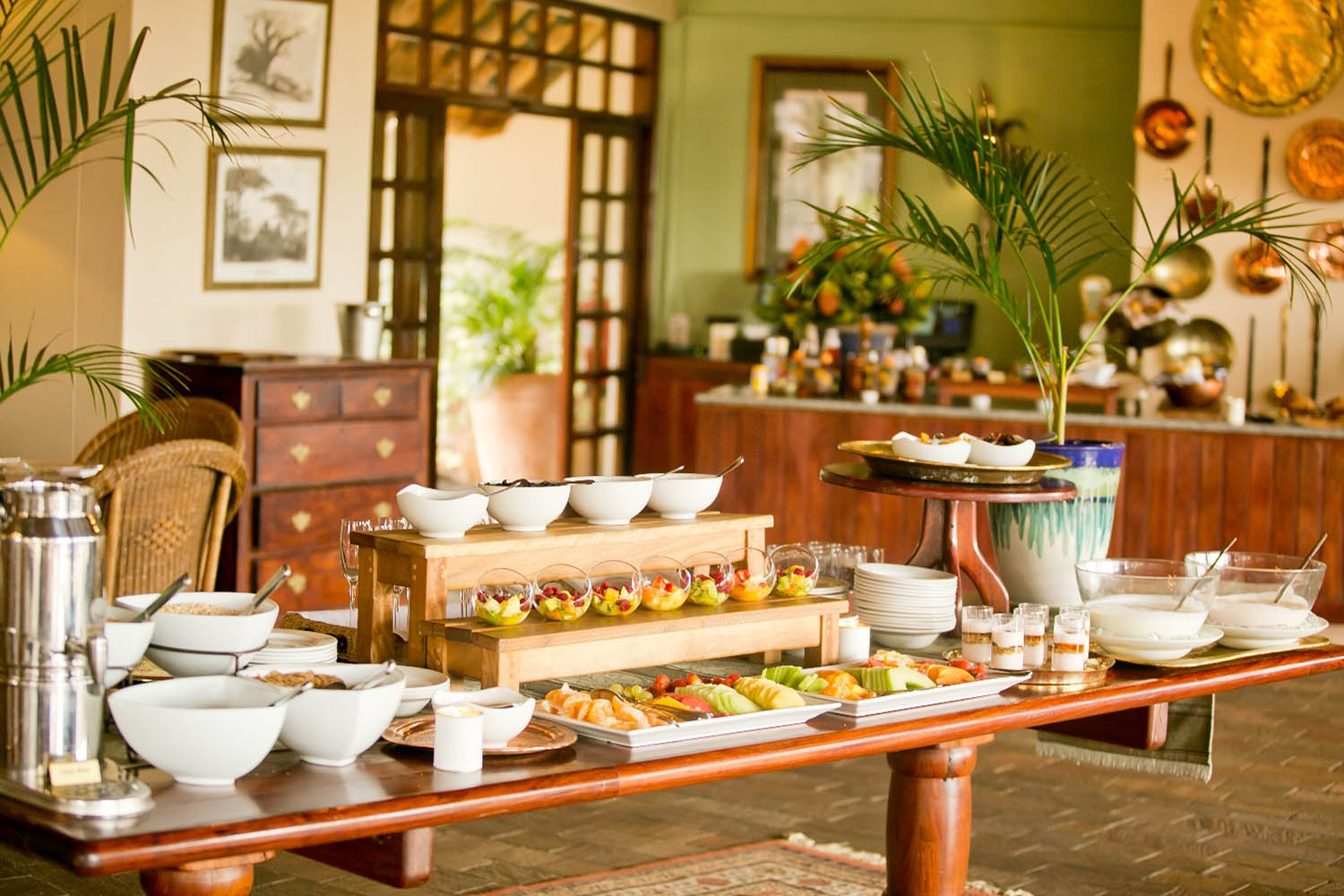 ilala river lodge victoria-falls-zambia-in-style-zimbabwe-lodges-accommodation-luxurious-accommodation-breakfast-buffet-the-palm-restaurant