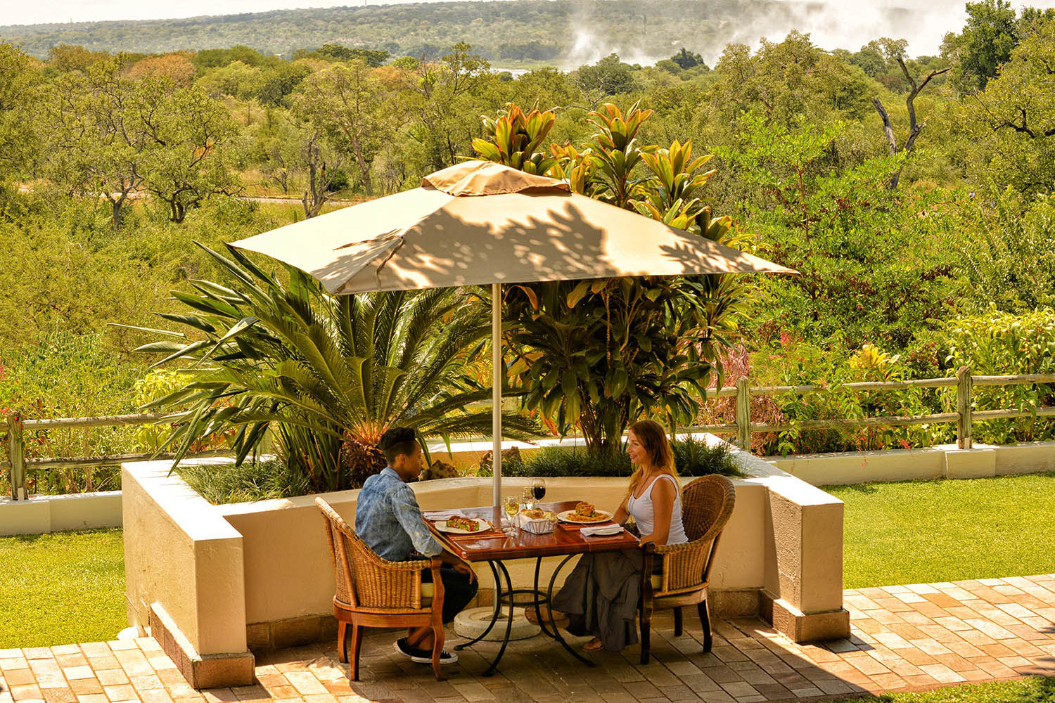 ilala river lodge victoria-falls-zambia-in-style-zimbabwe-lodges-accommodation-luxurious-accommodation-view-from-patio